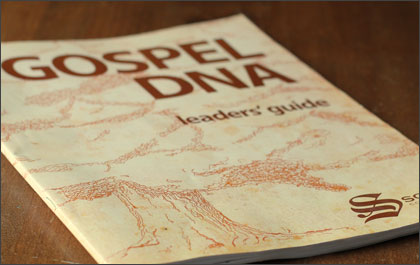 Gospel DNA workbook
